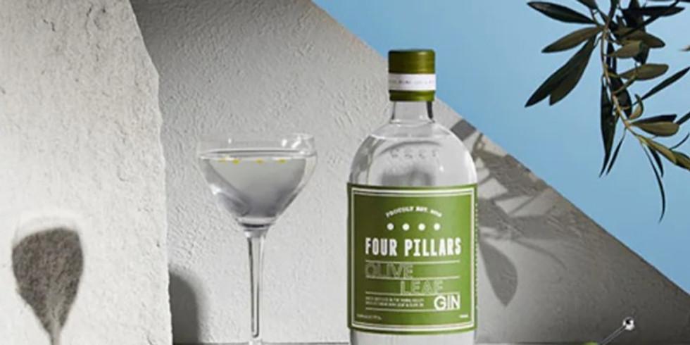 Gin Club: Four Pillars