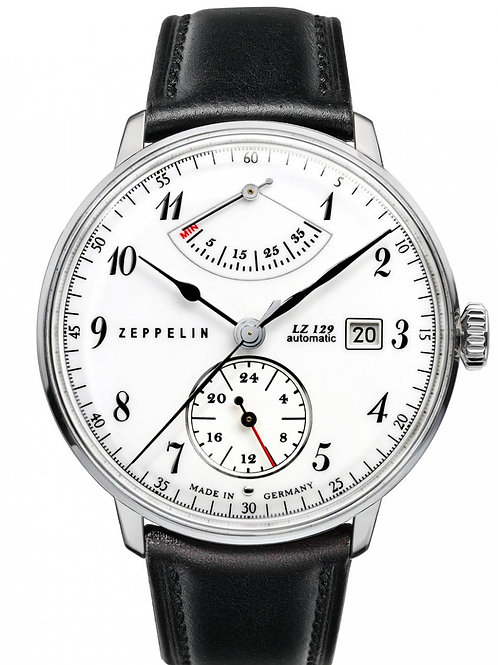 Zeppelin LZ 129 Automatic with Power Reserve Watch
