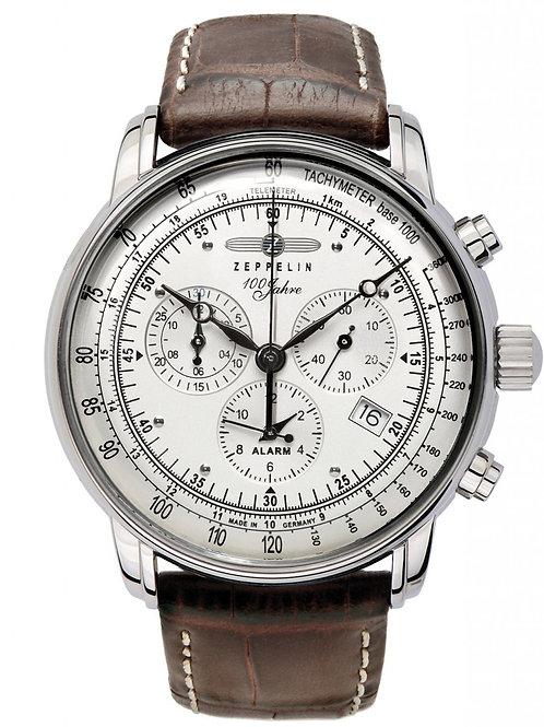 Zeppelin 7680-1 Chronograph / Alarm Watch