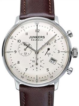 Junkers Bauhaus Series Quartz Chronograph Watch
