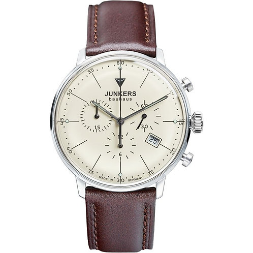 Junkers Bauhaus Chronograph Watch