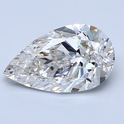 2.00ct GIA Certified Pear Cut Diamond