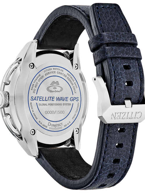 Limited Edition Satellite Wave Watch