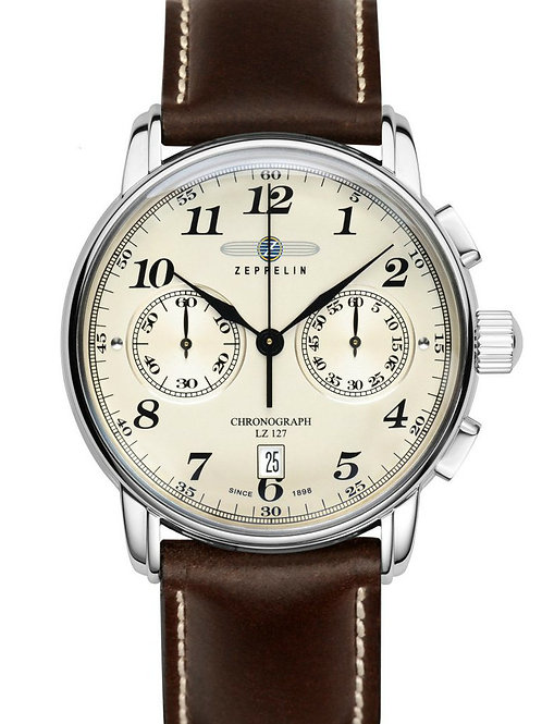 Zeppelin 7678-5 Series LZ127 Graf Zeppelin Watch