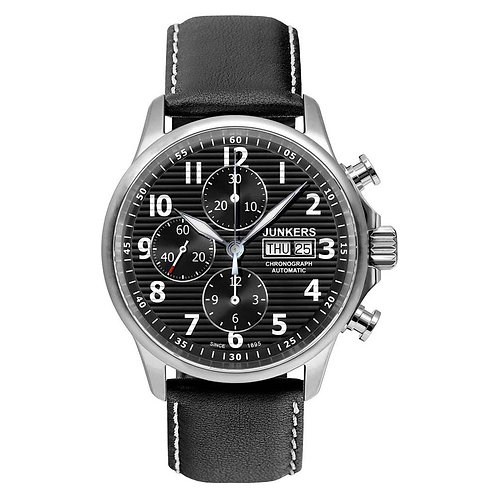 Junkers Tante Ju Series Chronograph Watch