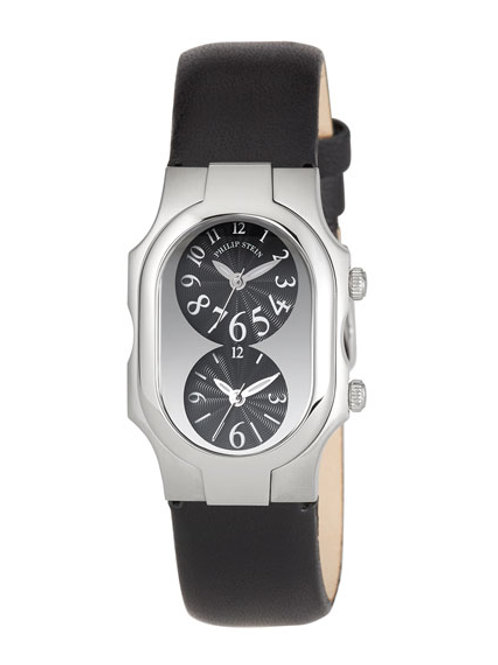 Lds Philip Stein Dual Time Zone Watch