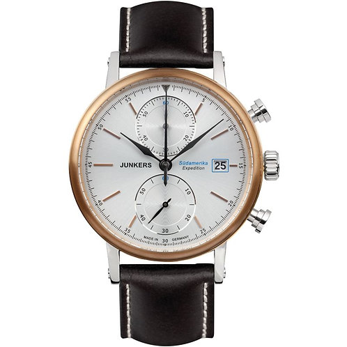 Junkers Expedition South America Series Quartz Chronograph Watch