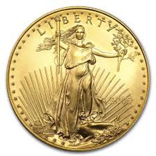 2005 1oz American Eagle Gold Coin