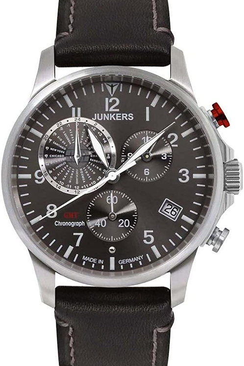Junkers GMT  Worldtimer Chronograph