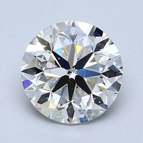 1.54ct Round Diamond