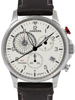 Junkers Worldtimer Series Chronograph Watch