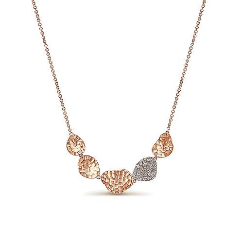 Gabriel & Co. 14k Gold Souviens Fashion  Necklace