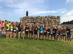 Grupos entrenamiento Barcelona