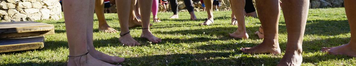 Pies descalzos Barefoot Marathon1.JPG