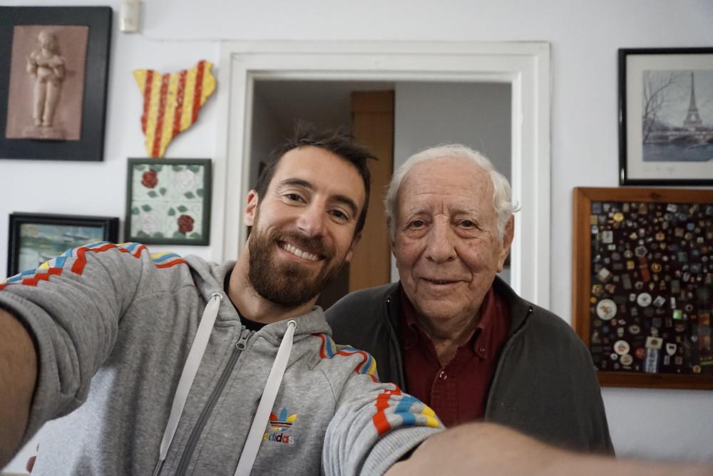 Miquel Navarro y Jordi Vizcaíno