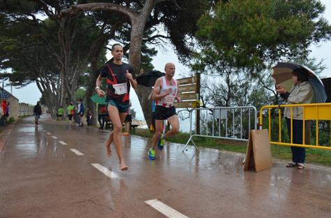 Maratón Descalcista de Empúries. Cuando la realidad supera la magia