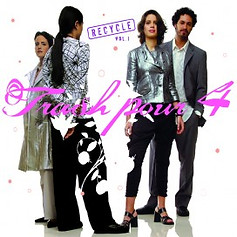 "Trash Pour 4, ""Recycle vol. 1"", 2005"