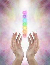 Sending Chakra Healing Energy - Female p
