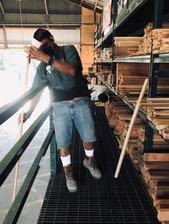 Skid Row Heron Lumber Yard