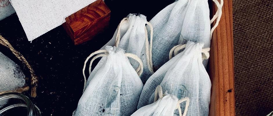 Worm Tea Bags