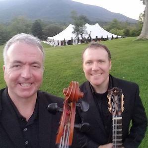 Guitar and Cello Duos