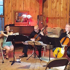 Octogan Barn Recital July 2018