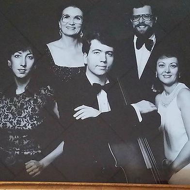Ensemble Musica 1986-87