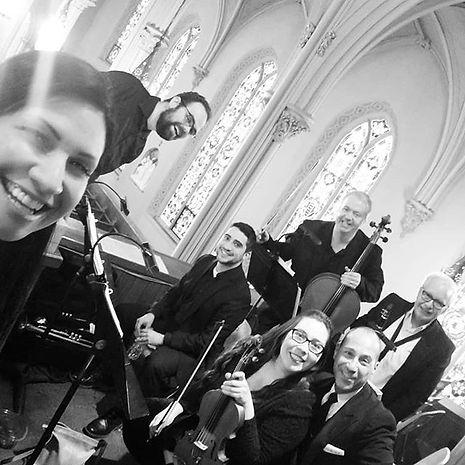 Wedding ensembles