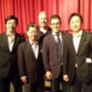 Coaching from Shanghai Quartet