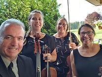 Guest Cellist for Amante String Quartet.