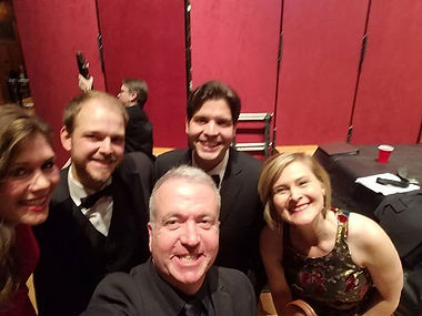 Beethoven, Haydn, Mozart with NBC