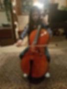 New cello!!