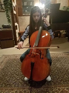 New cello!!