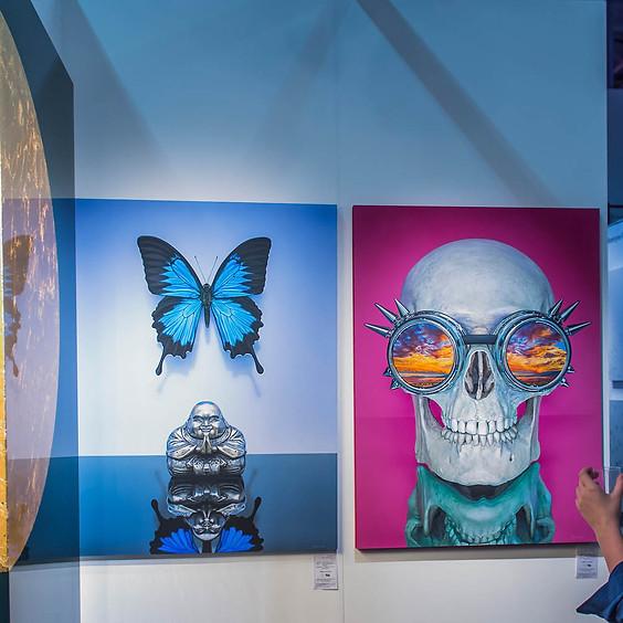Affordable Art Fair Battersea Spring