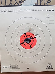 That's a good day at the range!