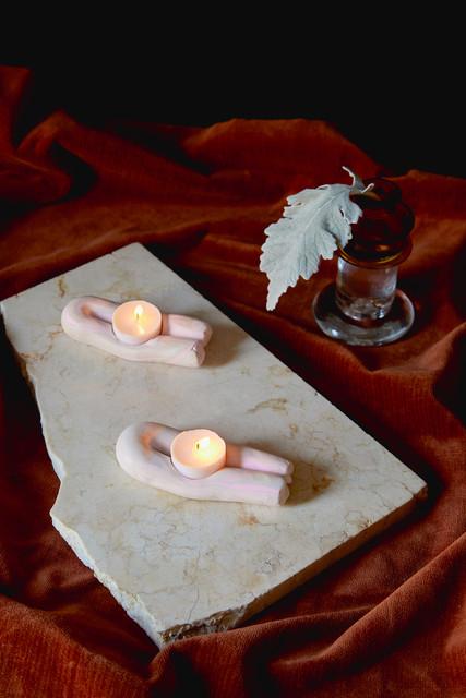 Squishy Candleholder