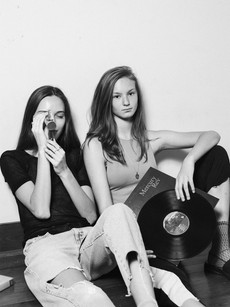 Lily + Leah