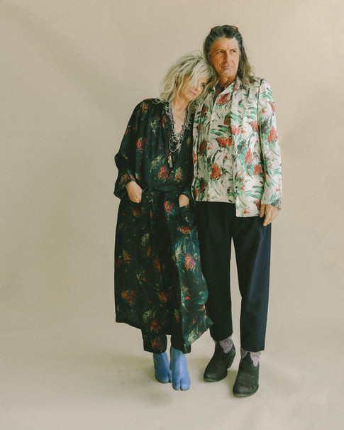 Gail + Evan