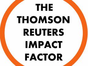 מדד ההשפעה (impact factor) של כתבי עת מדעיים