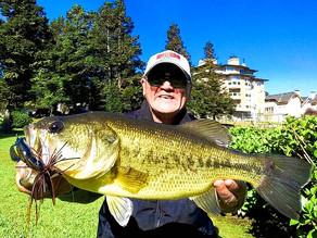 Pesca esportiva Black Bass com Satoshi Maeda