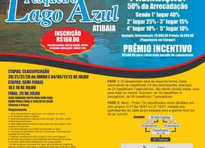 Vem aí o 14º Campeonato de Carpa Cabeçuda do Pesqueiro Lago Azul