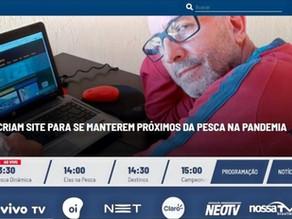 Portal Tudo de Pesca na Fish TV