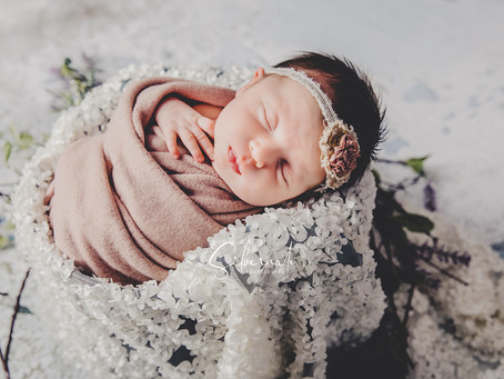 Anna Eloise Crummley Makes Her Debut Into The World |  September 9, 2021