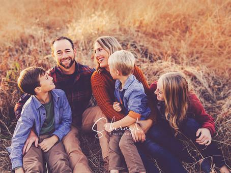Keepes Family | Fall 2020