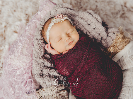 Kinley Sue Keepes | Newborn 2020