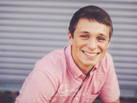 Aden Gill | Class of 2020 of Mount Carmel High School
