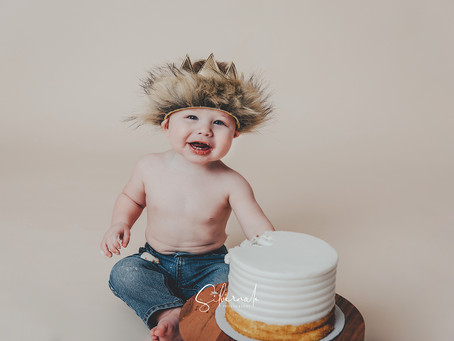 Knox Alan Smith Celebrates His First Year | 2021