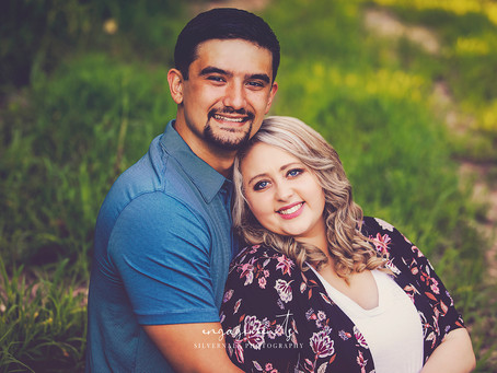Future Mr.+Mrs. Margelin of Southern Illinois Celebrate Their Engagement