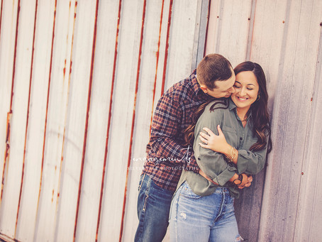 Future Mr. & Mrs. Fuller | Engagement 2021