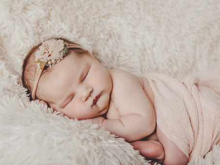 Guinevere Jane Graef Makes Her Debut into the World | July 21, 2021